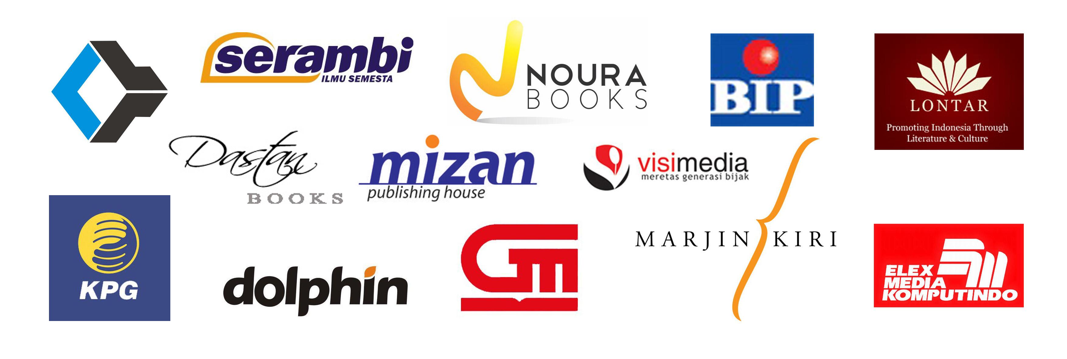 Hasil gambar untuk penerbit buku di indonesia